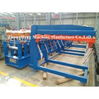 Wholesale Metal Roof Panel Machine Automatic Stacking System 8 Meters 12 - 15 m / min from china suppliers