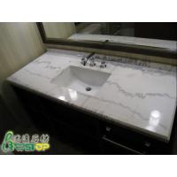 Wholesale White Series Bathroom Vanity Tops from china suppliers