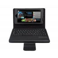 Wholesale For Google Asus Nexus 7 Inch Bluetooth Keyboard Leather Case from china suppliers