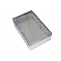 Wholesale Sealed 263*182*60mm Ip65 Plastic Enclosures With Clear Lid from china suppliers