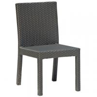 Wholesale Outdoor Garden Chair Wicker , PE Rattan leisure Chair WC-015 from china suppliers