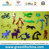 Wholesale Muti-colors Aluminum Alloy Light Promotional Item Beer Bottle Openers in Different Animals Shapes from china suppliers