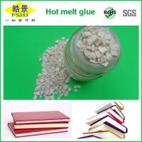 Wholesale Rubber Polyester Hot Melt Glue For PVC Edge Banding , Bookbinding Adhesive No Drawing from china suppliers