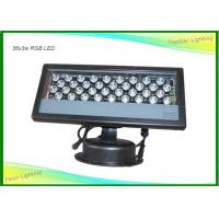 Wholesale DMX512 Waterproof Rgb Wall Washer Led Lights Wide Beam Angle Mixing Colors 36pcs from china suppliers