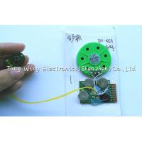 Wholesale Christmas Greeting Card Sound Module , sound chips for stuffed animals from china suppliers