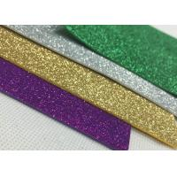 Wholesale Environmental Friendly MultiColor Eva Glitter Foam Sheets For Children Handmade from china suppliers