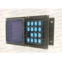 Quality Small Excavator Engine Parts Bright LCD Display Panel With Keyboard 7835-12-1014 for sale