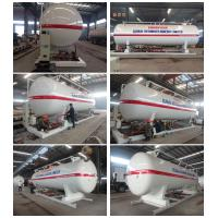 Wholesale hot sale 50,000L mobile skid lpg gas filling station, factory sale best price CLW 20tons skid mounted lpg gas plant from china suppliers
