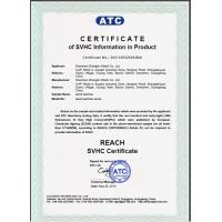Shenzhen Zhongshi Watch Co.,Ltd Certifications