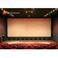 Wholesale High Definition 3D Image 4D Motion Theatre Seat With 7.1 Audio System from china suppliers
