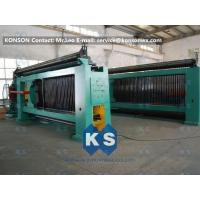 Wholesale Heavy Duty Hexagonal Mesh Machine Weaving Width 4300mm Galvanized Wire 4.0mm from china suppliers