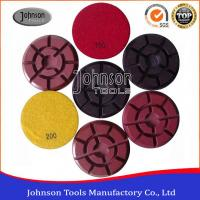 Wholesale SGS / GB Approved Concrete Diamond Polishing Pads For Coarse Surface from china suppliers