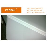 Wholesale 600 * 2700 mm Eco Friendly Fiberglass Decorative Drop Ceiling Tiles , 25mm Thickness from china suppliers