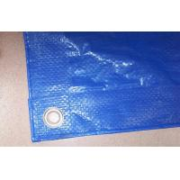 Wholesale blue color high density uv resistant custom tarps for boat cover .lorry cover. from china suppliers