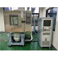 Wholesale Climatic Test Chamber and Vibration Simulation System For Parts Duribility Test from china suppliers