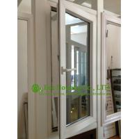Eco Friendly Upvc Casement Window With Insulated Glass