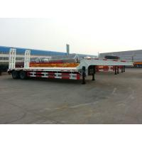Buy cheap 12.5m-2 Axles-40T-Low Bed Semi-Trailer from wholesalers