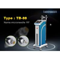 Wholesale Hospital Fractional RF Microneedle Machine / Radiofrequency Machine for Skin Rejuvenation from china suppliers