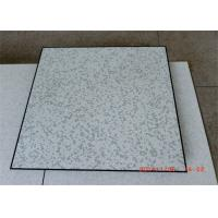 Wholesale Good Sealing White Raised Access Floor Dustproof With Adjustable Plastic Pedestals from china suppliers