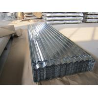 Wholesale SGCC Galvanized Corrugated Roofing Sheet JIS G3302,Zinc coating 60-275g/m2 from china suppliers