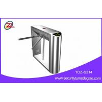 Wholesale Fully automatic mechanism turnstile entry systems pedestrian entrance from china suppliers