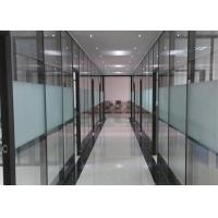 Wholesale Sliding Partition Movable Partition Walls For Bank Meeting Room Reception Hall from china suppliers