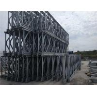 Quality Bailey System Steel Truss Bridge Simple Structure Military Floating Bridge for sale
