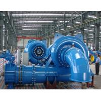 Wholesale 1MW Francis Hydro Turbine Water Turbine Generator Hydro Power Project from china suppliers