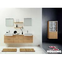 Wholesale Plywood Modern Bathroom Cabinets Vanities With Resin Basin from china suppliers