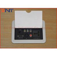 Wholesale Flip Up Desktop Manual Conference Table Power Hub Universal Standard 220V from china suppliers