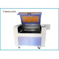 Wholesale Mini 50W 60W 80W 6040 Laser Cutting Machine For Crystal Gifts Greeting Card from china suppliers