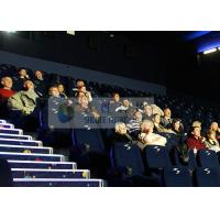 Wholesale Large-scale 4D Movie Theater Computer Controlled With Mobile Seats from china suppliers