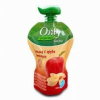 Wholesale Apple Juice Spout Pouch Packaging  from china suppliers
