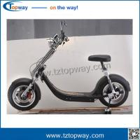 Wholesale keys and remote controllers per scooter NEW 60V 1000W 2 wheel citycoco scooter harley from china suppliers