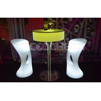 Wholesale Outdoor Hotel lighted patio furniture Led High Cocktail Table from china suppliers