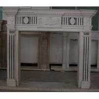 Wholesale Natural Stone Fireplace Surround from china suppliers
