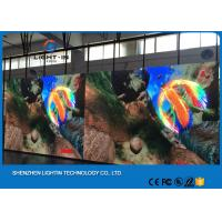 Wholesale High Resolution Outdoor Front Service Led Display For Advertising , 6mm Led Screen from china suppliers