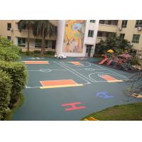 Wholesale Professional Portable Badminton Court Flooring , Non Slip Floor Mats from china suppliers