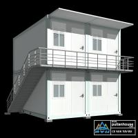 Wholesale Granny Flat House Container Modular Homes Corrosion Resistance from china suppliers