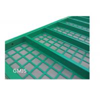 Buy cheap API SWACO Mongoose Shale Shaker Screen Steel Frame SS304 / 316 Material from wholesalers