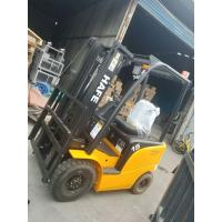 Wholesale 1.5T Battery Electric forklift stacker Four-wheel AC Electric Forklift Truck 1.5-2t from china suppliers