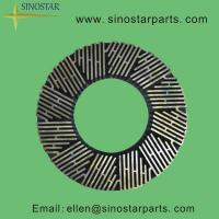 Wholesale disc refiner plates for pulp grinding from china suppliers