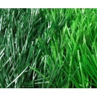"Quality Anti - UV Artificial Turf Grass 3/8"" Gauge Aging Resistant Sports Court Fake Grass Carpet for sale"