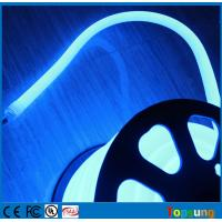 Wholesale 16mm 360 degree round led neon tube blue flexible decoration lights 24V from china suppliers