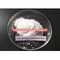 Quality Raw Testosterone Powder Source 17a-Methyl-1-Testosterone 65-04-3 Male Enhancement Steroids Hormone for sale