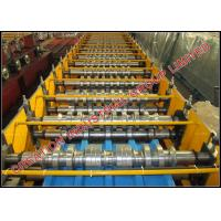 Wholesale Steel / Aluminium Roof Panel Roll Forming Machine 380V / 50HZ from china suppliers