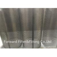 Wholesale Seamless Welded Perforated Metal Pipe Stainless Steel Punching Pipe from china suppliers