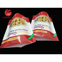 Quality PET / PE Laminated Stand Up Pouches Packaging for Fruit Filled Mini - Pie for sale