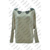 Wholesale Sweewe Bow Collar Lining Sweater from china suppliers