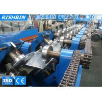Wholesale 20 m / min Cee Zee Purlin Roll Forming Machine Hydraulic Punching 20 KW from china suppliers